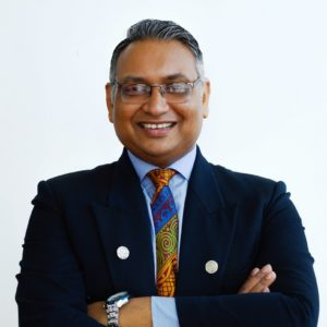 Srinivas K M, DTM